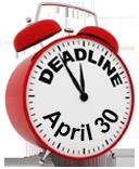 Alarm Clock_Apr 30_1 Text Line_No Bkg