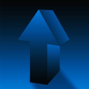 Up-Arrow-Blue